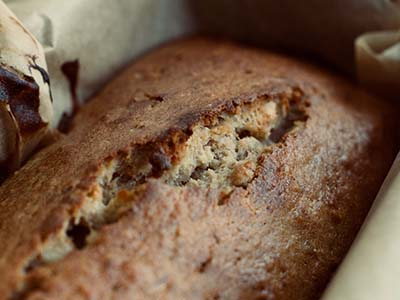 Bake Banana Bread