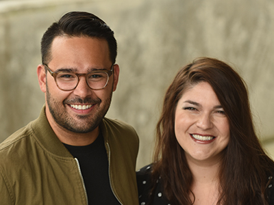 Pastor Brandon & Jennifer Sales